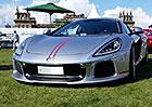 ATS GT: Italský supersport má motor od McLarenu a stojí 25 milionů