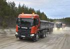 Scania představuje novou generaci vozidel nejen pro stavebnictví