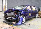 Euro NCAP 2017: Ford Fiesta – Pět hvězd, i když s lehkým zaváháním