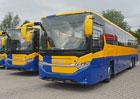 Scania předala autobusy Interlink prvnímu dopravci v České republice