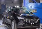 Euro NCAP 2017: Opel Grandland X – Pět hvězd pro bratra Peugeotu 3008