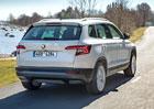 Český trh v srpnu 2017 podle segmentů: Karoq už je mezi nejpopulárnějšími SUV