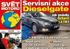 Svět motorů 37/2017: Servisní akce na snížení emisí dieselů 1.6 TDI