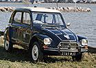 Citroën Dyane/Acadiane (1967-1987): Luxusnější a modernější kachna