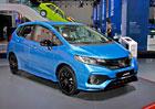 Modernizovaná Honda Jazz a nové CR-V poprvé naživo. Ve znamení nové techniky