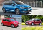 VW zvažuje konec modelů Up!, Touran a Golf Sportsvan. I kvůli emisím!