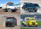 Tatra 163 Jamal: Expert na práci, Dakar i závody na okruzích