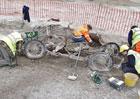 V Británii našli pohřbený vůz z roku 1932. Překvapí vás, co všechno lze o vraku zjistit
