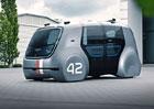 VW to s přepravníky budoucnosti myslí vážně. Kdy autonomní Sedric vyrazí do ulic ve velkém?