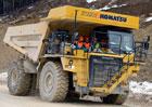 Komatsu E-Dumper: Největší elektromobil na světě má baterie o hmotnosti 4,5 tuny