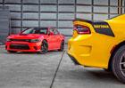 Dodge Charger a Challenger dostanou platformu Maserati Ghibli