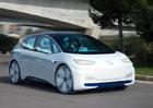 Volkswagen si nechal zaregistrovat nové názvy. Bude elektromobily označovat číselně?
