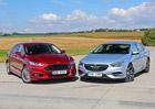 Ford Mondeo 5dv. 2.0 TDCi vs. Opel Insignia Grand Sport 2.0 CDTI – Mládí má zelenou