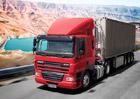 DAF Trucks a 500 vozidel pro Jordánsko