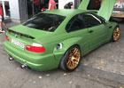 BMW M3 poháněné robustním desetiválcem Viperu. Jak se tam jen mohl vejít?