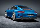 Porsche nabídne další puristické modely ve stylu 911 GT3 Touring Package