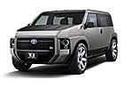 Toyota TJ Cruiser: Velká krabice pro práci i zábavu