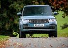 Také Range Rover se dočkal faceliftu. Má dotykové ovládání a plug-in hybrid