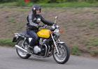 Honda CB1100 EX: Testujeme naprostou klasiku. Ale v novém!