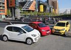 VW Group chce větší rozdíly mezi značkami Volkswagen, Seat a Škoda. Co to znamená?