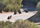 Tyhle zatáčky motocyklisté milují. Jenom někteří je však projedou bez nehody