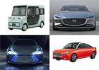 Tokijský autosalon 2017: Limuzíny i odvážné kreace ve velké fotogalerii (1.díl)