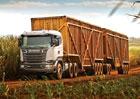 Scania představila Super Road Train pro Brazílii