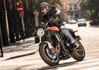 Kawasaki Z900RS je moderní interpretací legendární Z1