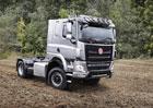 Tatra se připravuje na premiéru novinky pro zemědělce