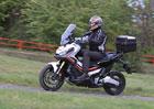 Honda X-ADV: Crossover mezi motorkami kříží skútr a enduro