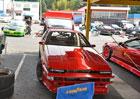 Nadšenec si vymazlil Corollu AE86, okruhy s ní vymetá dveřmi napřed. Podívejte se!