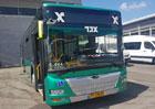 MAN a autobusové podvozky pro izraelskou společnost Egged