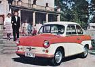 Trabant P50/P60 (1957-1965): Před 60 lety začal Trabant s oblinami. Proč se jich zbavil?