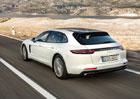 Jízdní dojmy s Porsche Panamera Sport Turismo a Turbo S E-Hybrid: Větší pozadí je v kurzu!