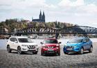 Nissan představuje crossovery s výbavou Czech Line. Zákazníci ušetří desetitisíce