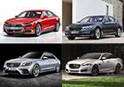 Audi uvádí na český trh novou A8. Jak si cenově stojí proti konkurenci?