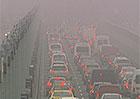 Praha má návrh omezení dopravy během smogu. O vjezdu do centra rozhodne číslo SPZ!