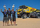 Tým Martina Macíka se připravuje na Rallye Dakar 2018: Jak vylepší Liazku Frantu?
