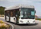 Mercedes-Benz připravuje rozšíření řady městských autobusů Citaro o elektrobus