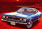 Plymouth Duster: Americké kompaktní kupé přišlo mnohem dříve než rumunské SUV