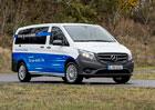 Mercedes-Benz představuje eVito a začíná na něj přijímat objednávky