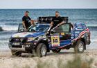 Závodník Lukáš Kvapil se vrací na Dakar. Motorku vymění za pick-up Ford Ranger