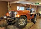 Tento Jeep CJ-5 je ve skutečnosti... Tipnete si? Auto to není.