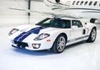 Tento Ford GT z roku 2006 je prakticky nový, neujel ani 11 mil, teď míří do aukce