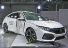 Euro NCAP 2017: Honda Civic – Pět hvězd na druhý pokus