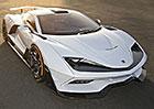 Aria FXE: Hypersportovní hybrid s technikou Corvette Z06 má neskutečný výkon