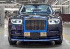 První Rolls-Royce Phantom nové generace půjde do aukce. Výtěžek pomůže potřebným