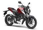 Honda CB125R je nejmenším členem nové rodiny modelů Neo Sports Café