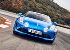Alpine A110 na okruhu: Podívejte se, jak zábavná zadokolka řádí s vypnutou stabilizací