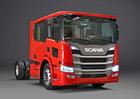 Scania uvádí novou generaci nákladních vozidel pro městskou dopravu